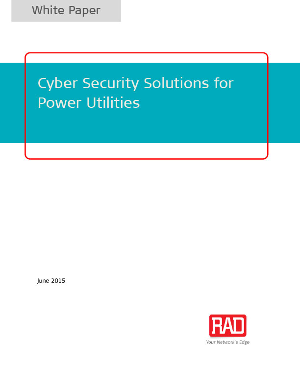 Cyber Security Critical Infrastructure Protection